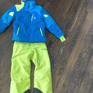 Spyder/Obermeyer combination snow suit